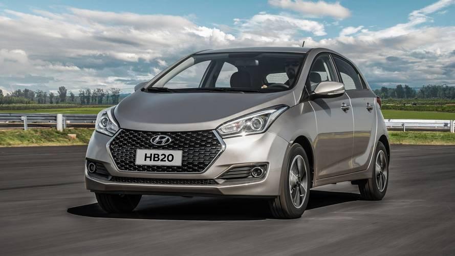Hyundai HB20 2019 chega às lojas com novidades visuais - Veja preços
