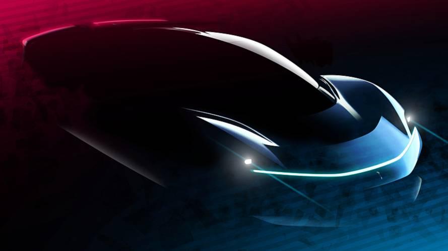 Pininfarina'nın yeni elektrikli otomobilinin teaser'larına bakın