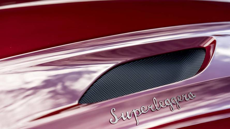 Aston Martin's new flagship GT will be called the DBS Superleggera