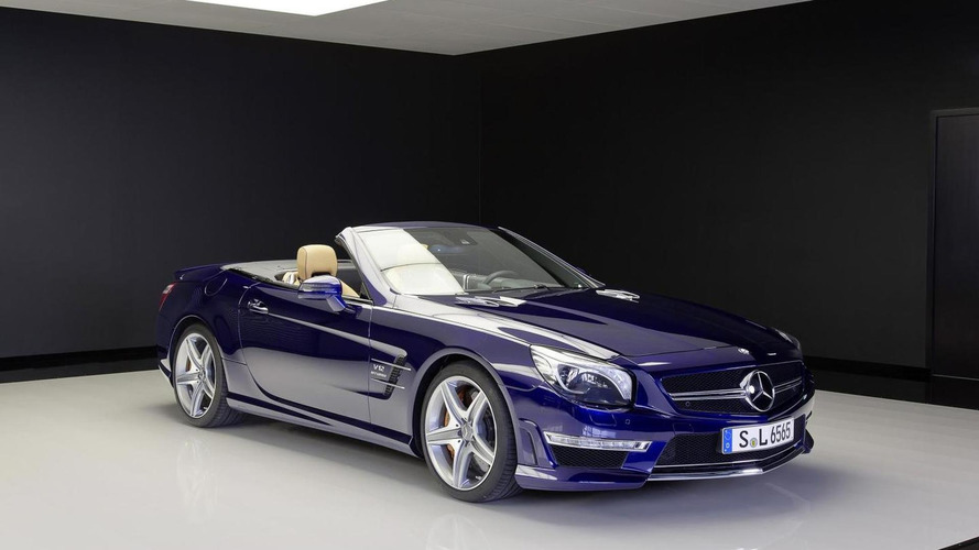 Mercedes-Benz starts delivering the 2013 SL 65 AMG
