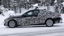 BMW 4-Series Coupe production version spy photo 19.02.2013 / Automedia