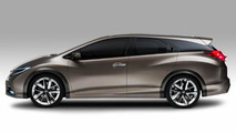 Honda Civic Tourer concept, 655, 03.03.2013