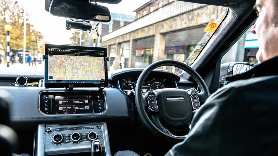 Self-driving Jaguars to start testing