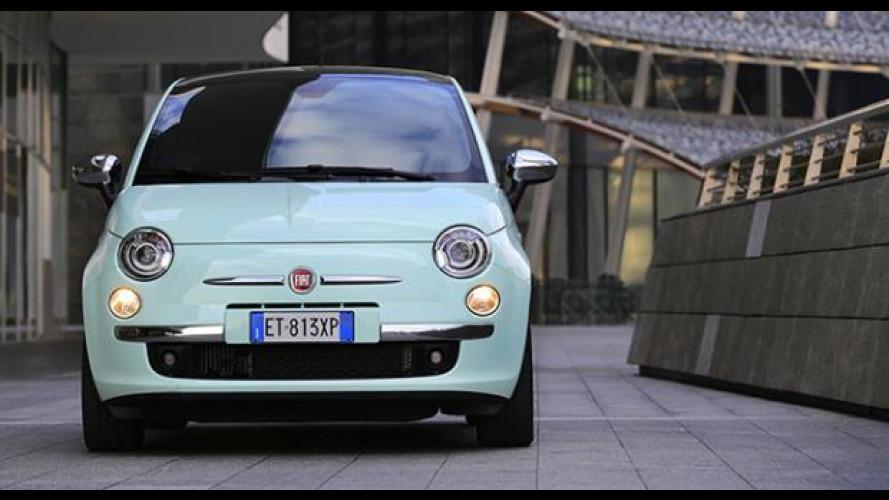 """Fiat 500 MY 2014, così il Cinquino diventa """"digitale"""""""