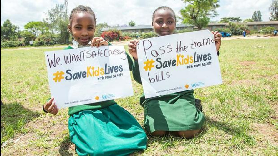 Settimana mondiale della sicurezza stradale, si parte con una petizione