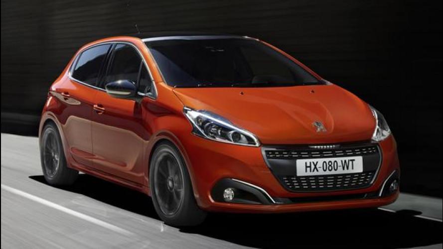 Peugeot 208, un restyling tutto sostanza