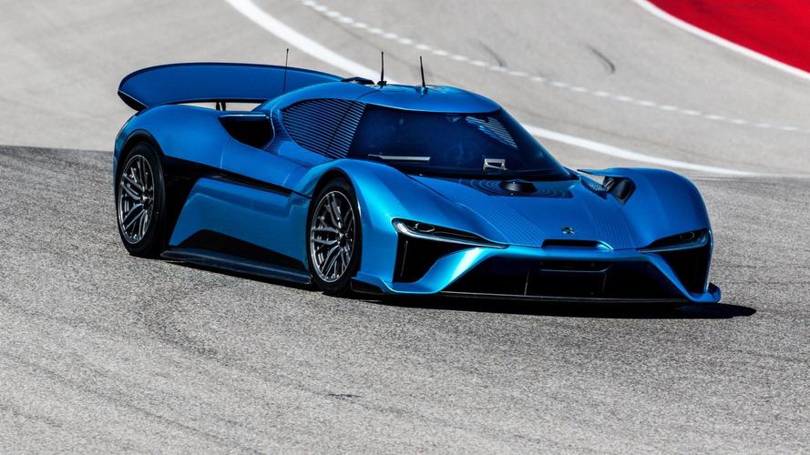 Un nouveau record pour la NIO EP9, la supercar autonome et électrique !