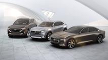 Pininfarina Shanghai Concepts