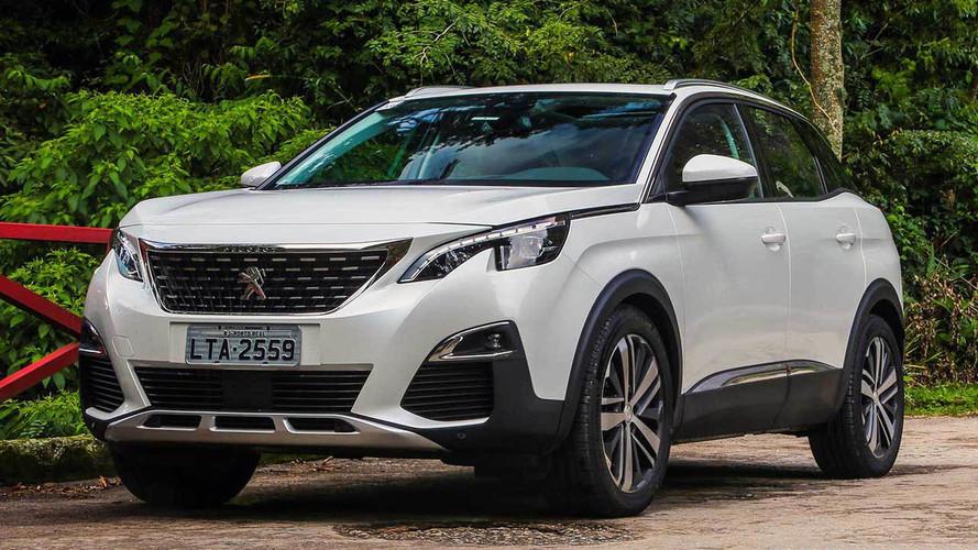 Novo Peugeot 3008 já tem mais de 1.500 interessados no Brasil