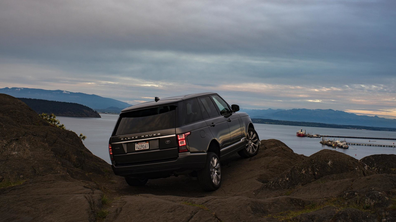 Land Rover Rules Out Seven Seat Range Rover