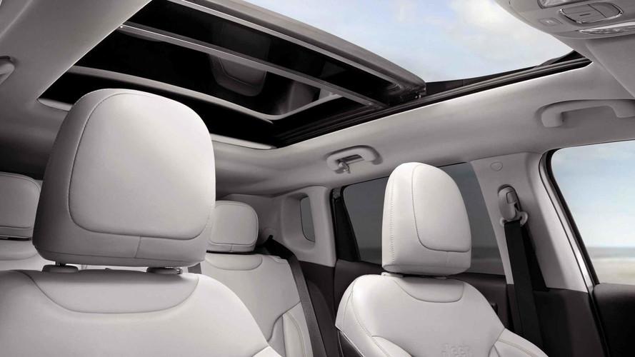 2018 jeep compass interior. beautiful 2018 interior u0026 comfort 610 jeep compass 2018 and jeep compass interior