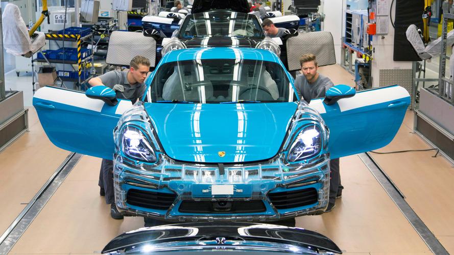 Une prime de 9111 euros pour les salariés Porsche