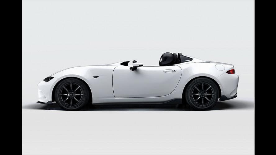 SEMA 2016: Mazda schärft den MX-5