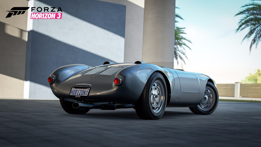 Carros da Porsche no Forza Horizon 3 e Gran Turismo Sport