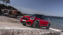 2017 Mini JCW Countryman First Drive