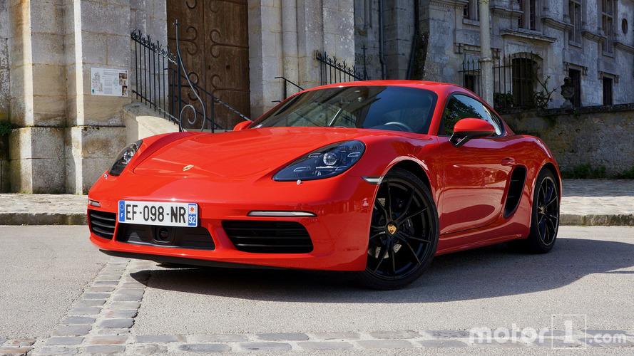 Essai Porsche 718 Cayman - Évolution de l'espèce
