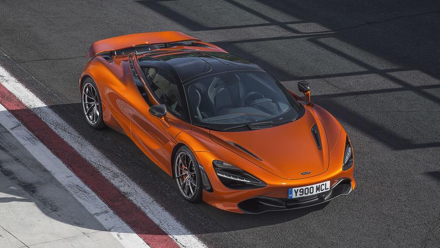 McLaren 720S söylenenden daha güçlü olabilir