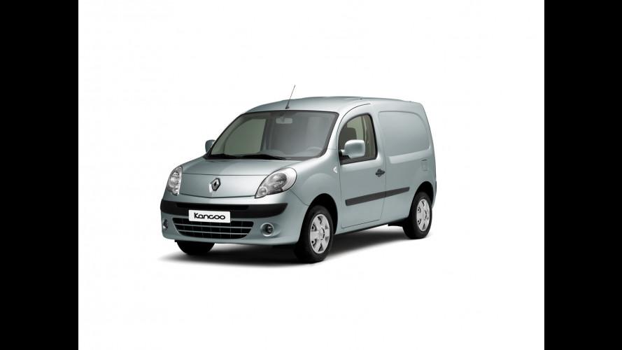 Renault Kangoo eletto veicolo aziendale 2009