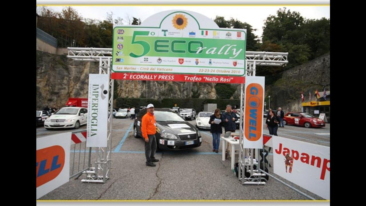 5° Ecorally San Marino-Città del Vaticano 2010