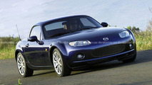 Mazda MX-5 Roadster Coupe Prices Announced