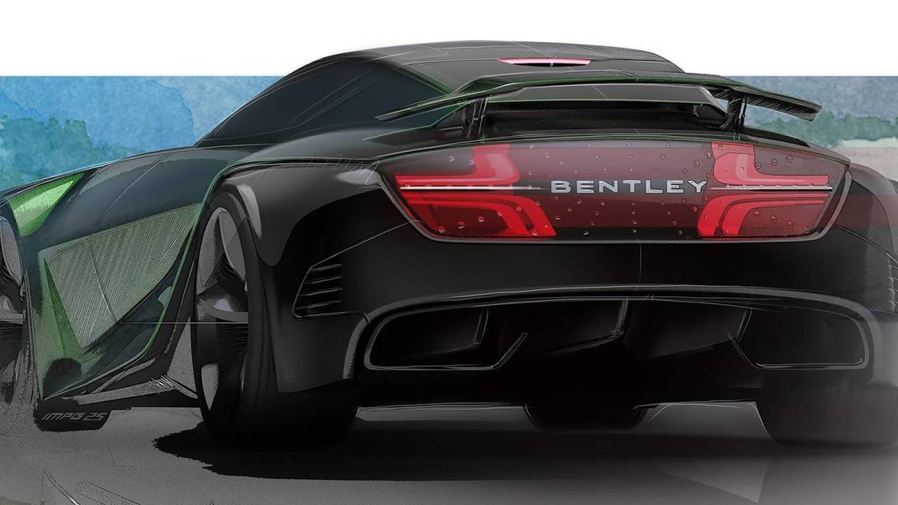 Bentley Birkin EV konsepti
