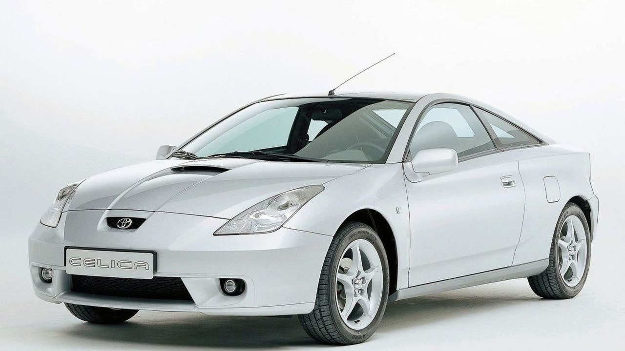 2000 seventh generation Toyota Celica