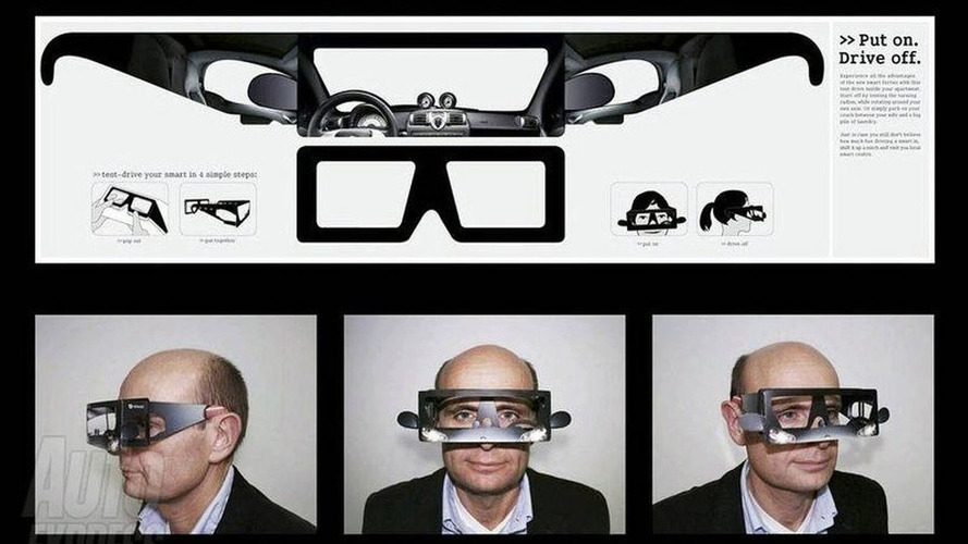 Smart ForTwo Eye Glass Marketing Tool ForOne?