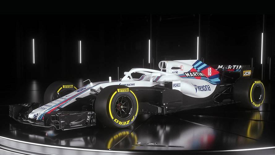 Williams revela su nuevo Fórmula 1 para 2018