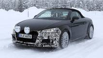 2019 Audi TT Refresh Spy Shots
