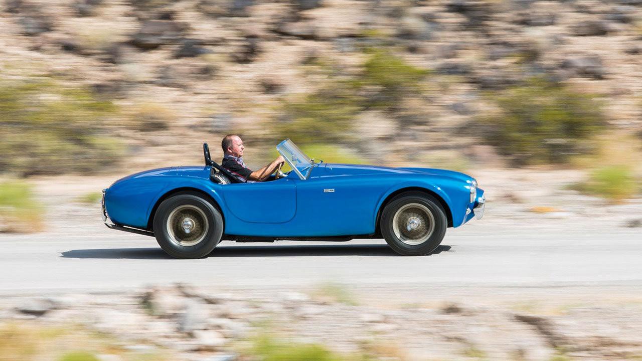 Shelby Cobra 1962