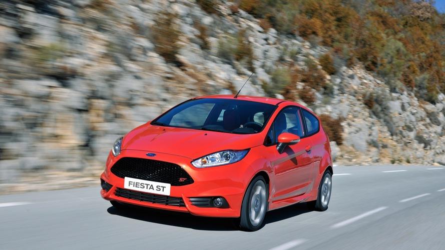 Ford Focus ST ve Fiesta ST Türkiye'de!