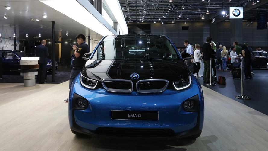 BMW i3 2017 - Salão de Paris