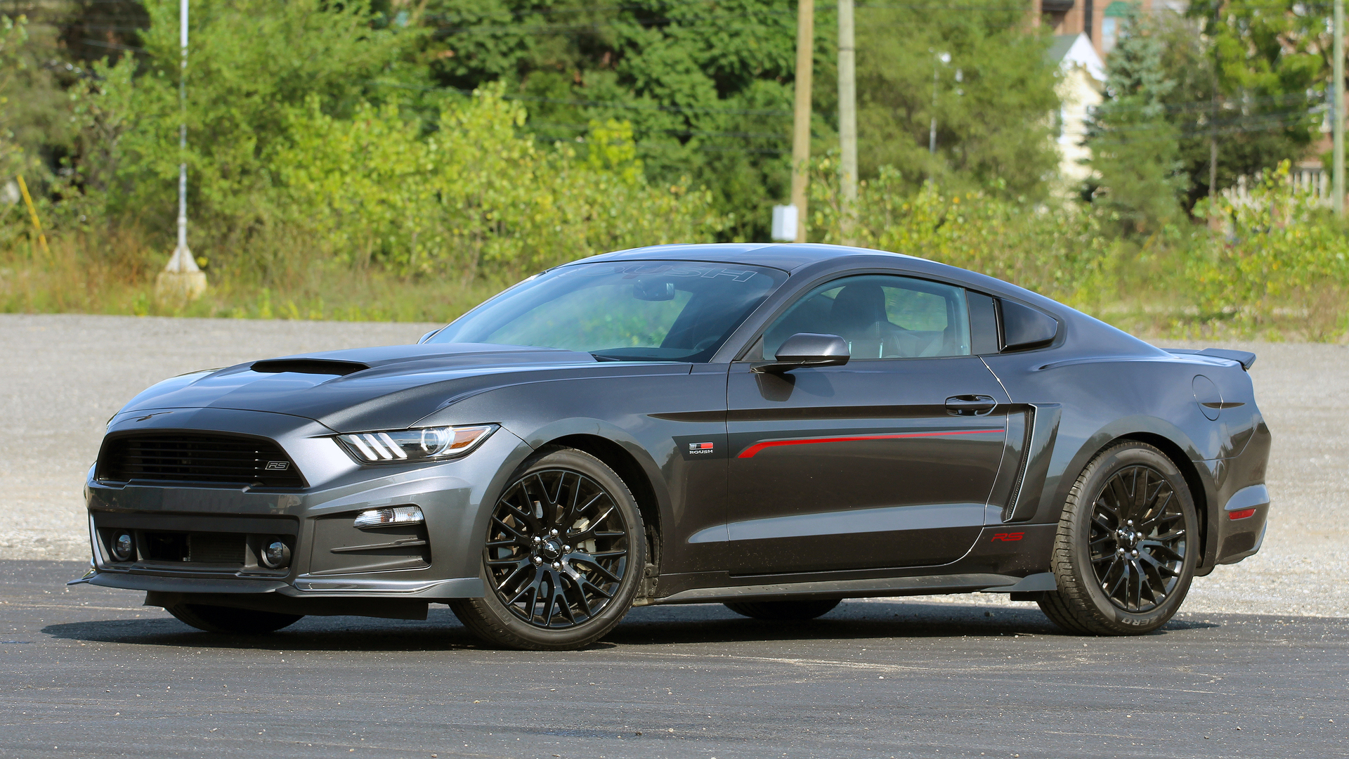 2017 roush rs mustang review review 2017 roush rs mustang 2017 Mustang EcoBoost Coupe at webbmarketing.co