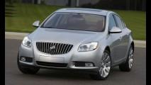 GM divulga imagens oficiais do Buick Regall 2011