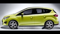 Novo Ford C-MAX 2011 - Monovolume adianta atualização da identidade visual da marca