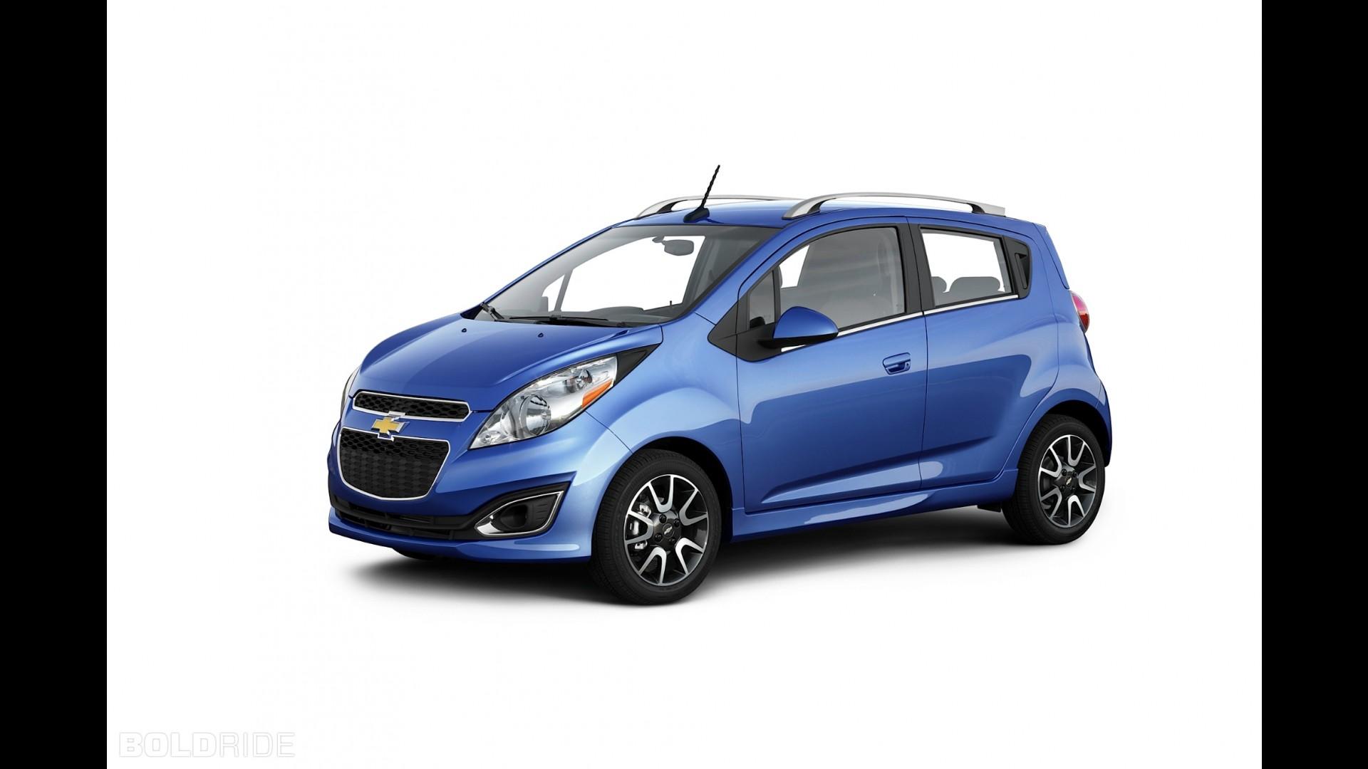 Chevrolet Spark New Car Motors