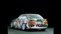 BMW 3-Series Art Car by Sandro Chia