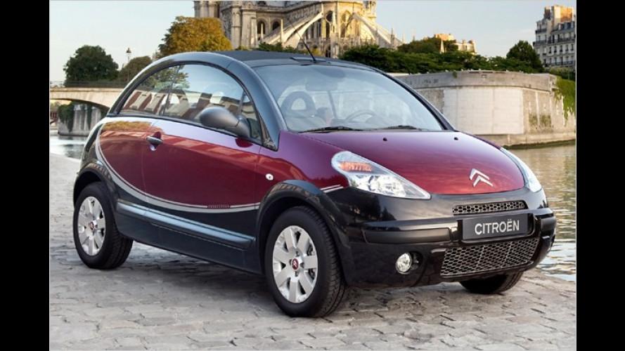 Remember Ente: Citroën C3 Pluriel Charleston
