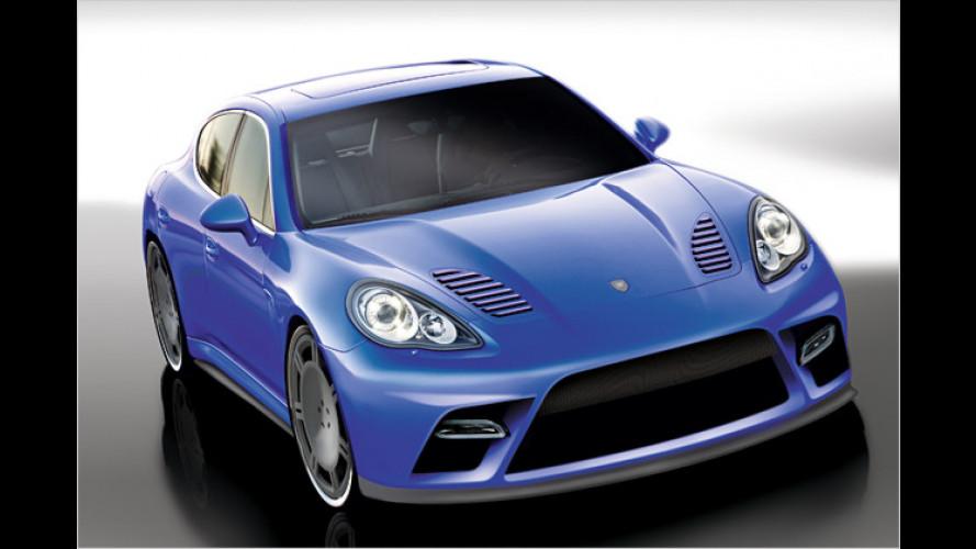 9ff: Neuer Porsche Panamera Turbo wird noch viel stärker