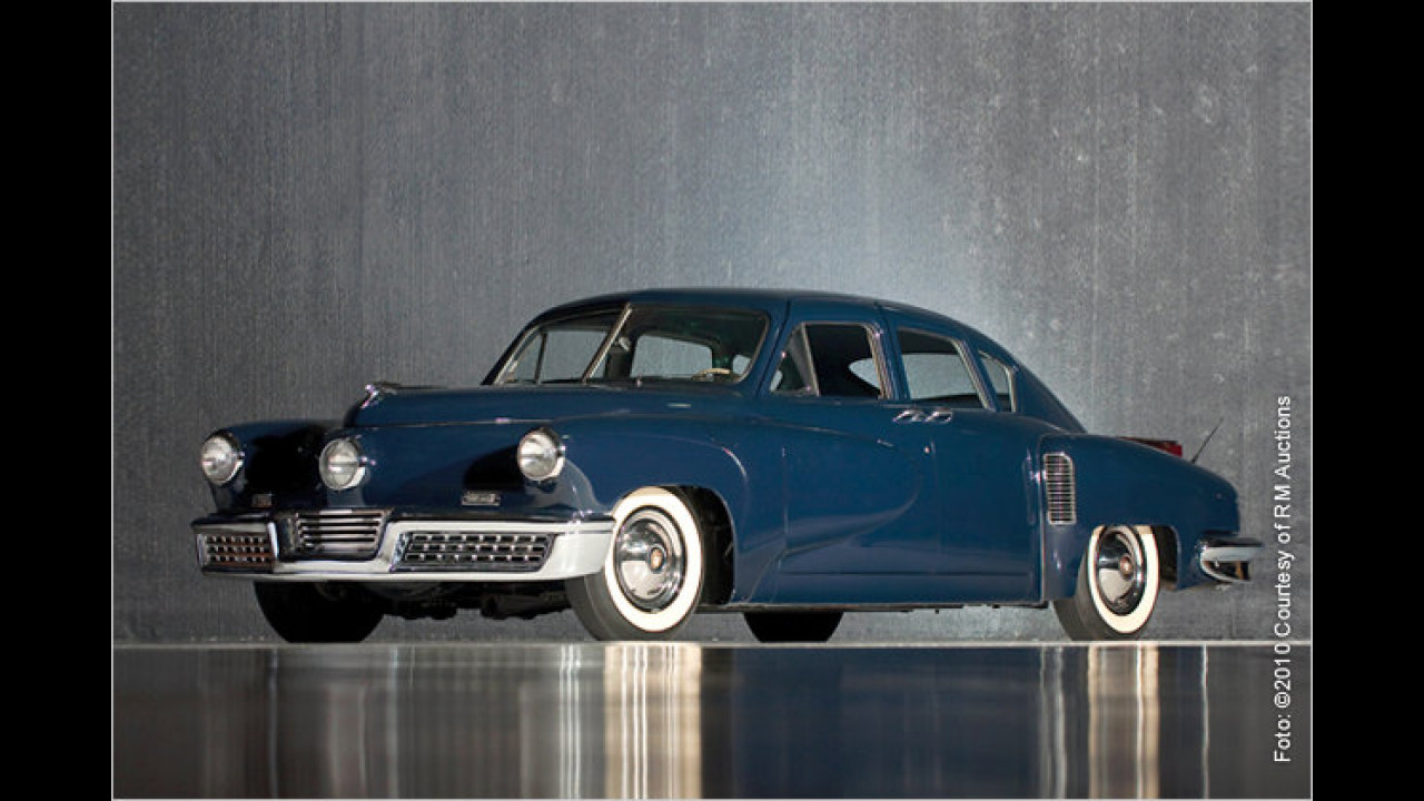 Tucker 48 Sedan, Baujahr 1948