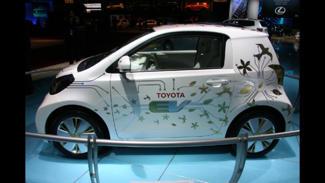 Toyota FT-EV