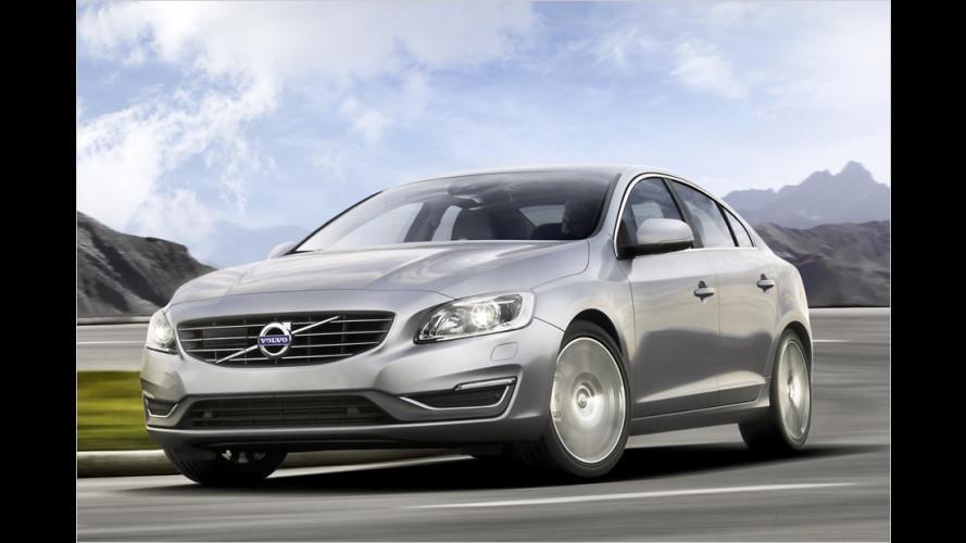 Runderneuerte Volvo-Mittelklasse