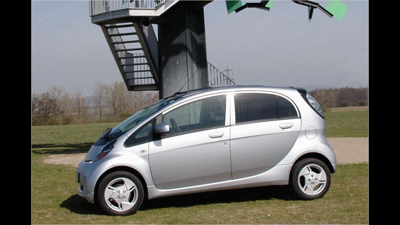 Mitsubishi Electric Vehicle