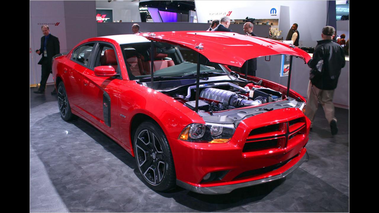 Dodge Redline Charger von Mopar