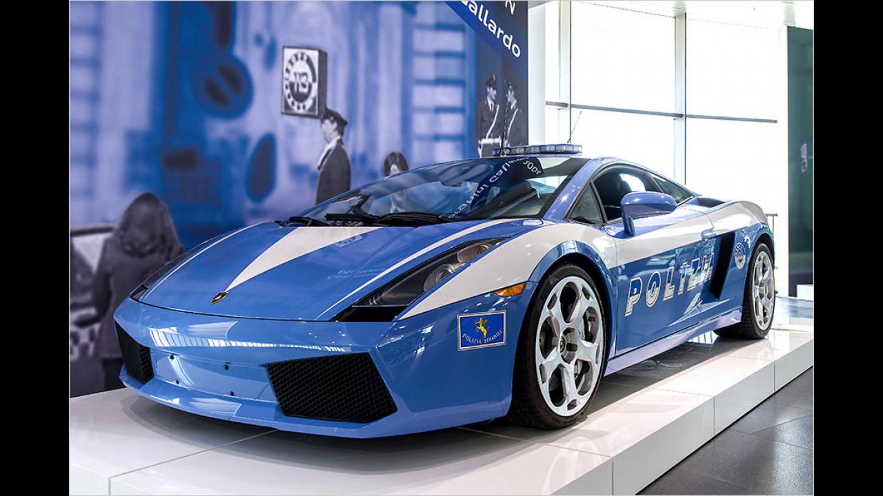 Lamborghini Gallardo Polizia (2005)
