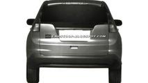 2012 Honda CR-V patent photo - 21.9.2011