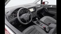Für das Interieur bietet VW neue Dekore, Stoffe und Leder