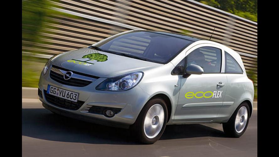 Opel-Umweltinitiative: Neues Diesel-Elektroauto auf der IAA