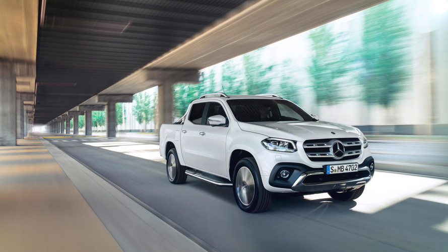Mercedes-Benz Not Planning V8 AMG X-Class