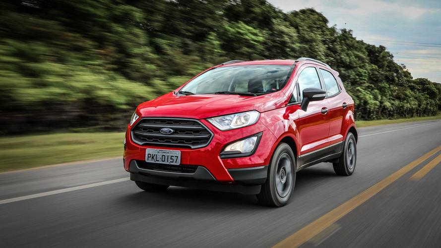 Ford EcoSport brasileiro começa a ser vendido no Chile por R$ 53.600